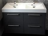 badkamermeubel met 4 lades